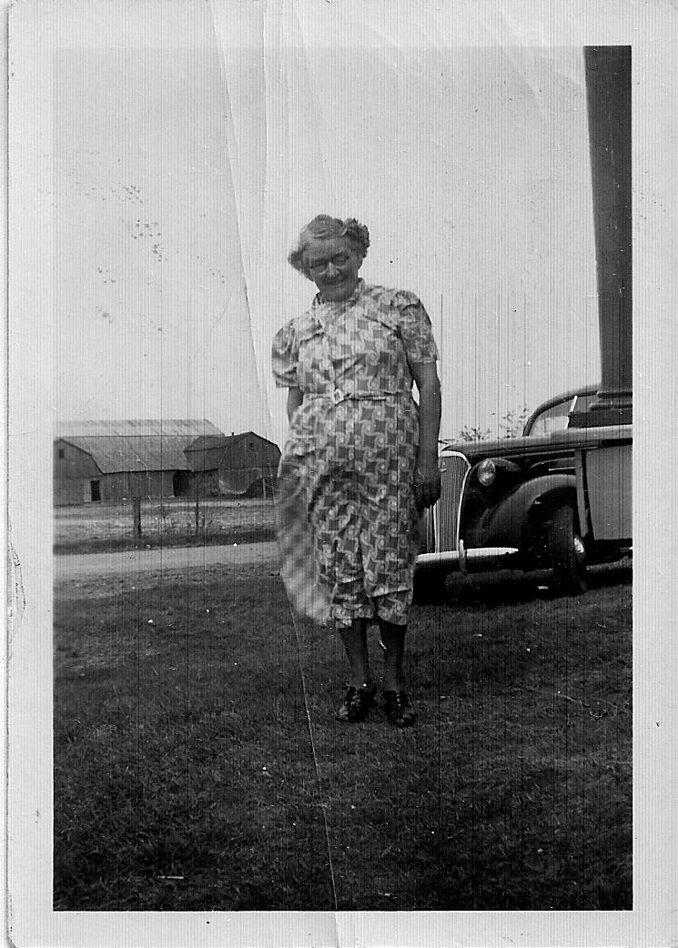 Rosina vers 1942