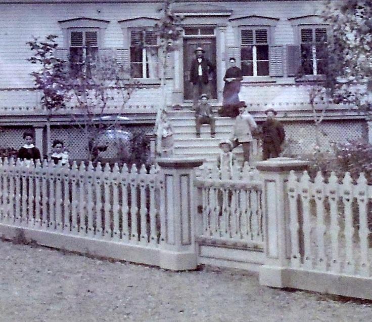 Cyrias Ouellet maison