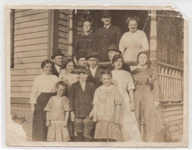 Dennis Lagassey family