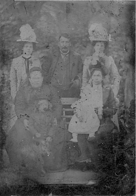 Jean-Baptiste Alexandre I family