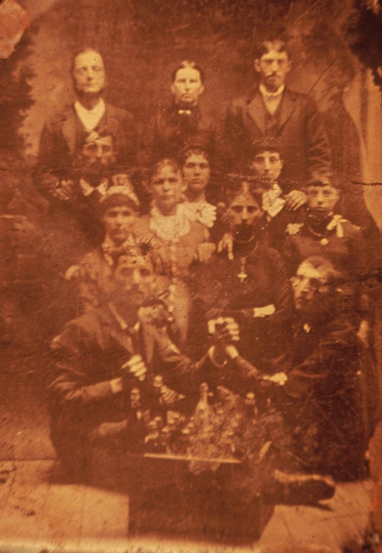 Jean-Baptiste Archambeault Family