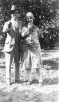Louis Joseph Combe et Sylvia Bleau