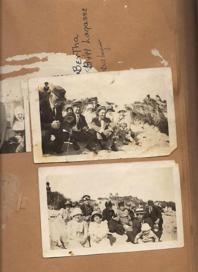 old family album