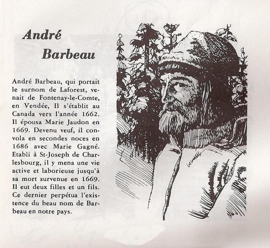 André Barbeau