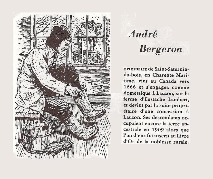 André Bergeron