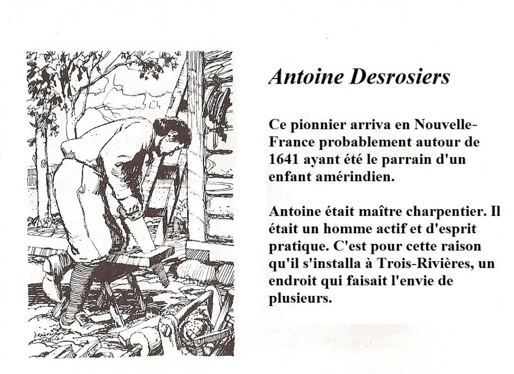Antoine Desrosiers