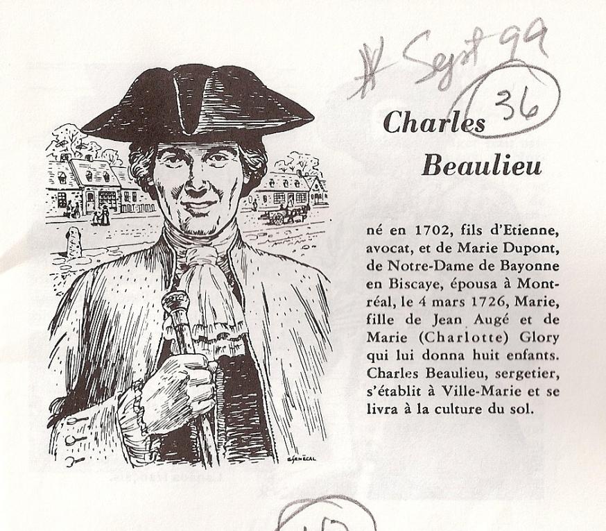 Charles Beaulieu