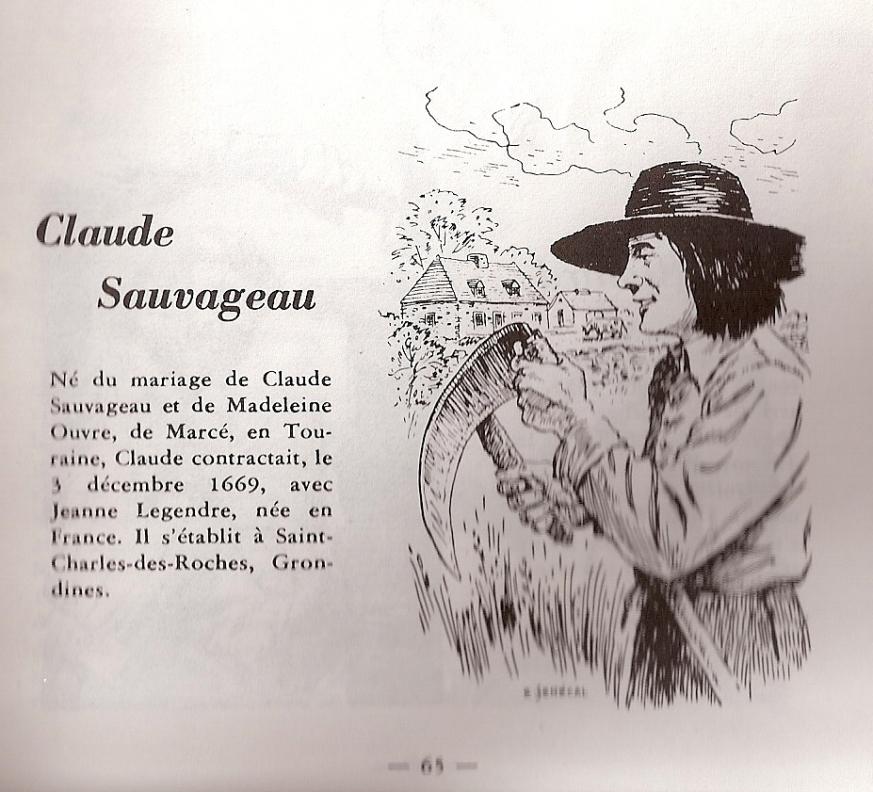 Claude Sauvageau