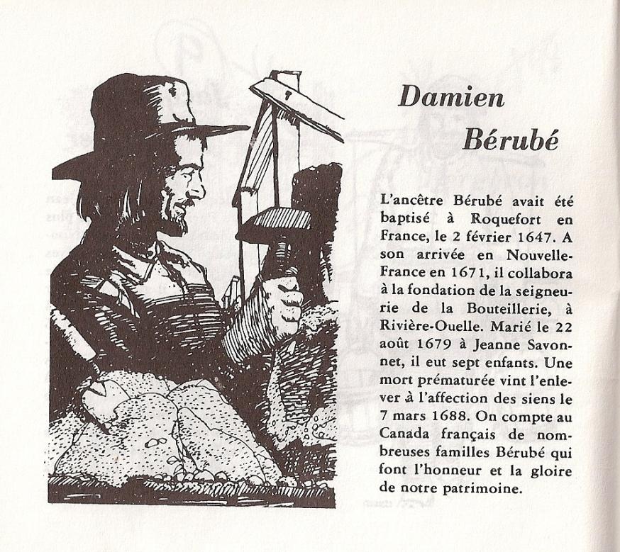 Damien Bérubé