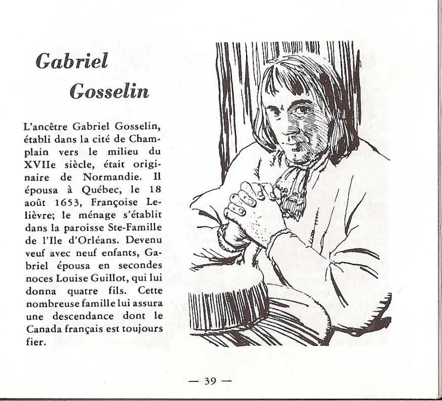 Gabriel Gosselin