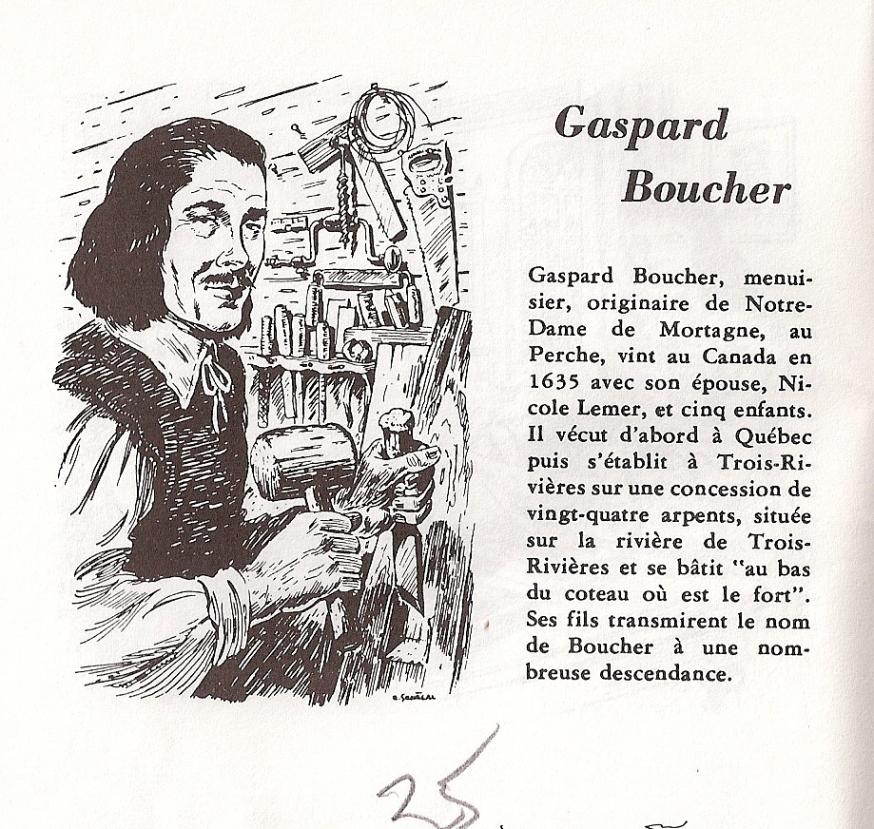 Gaspard Boucher