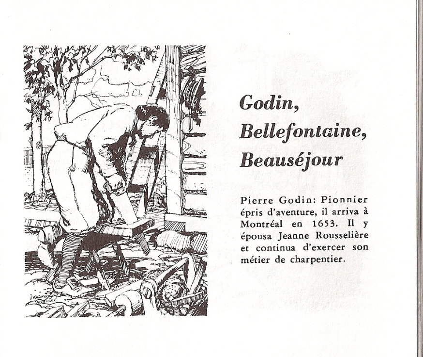 Godin Bellefontaine Beauséjour