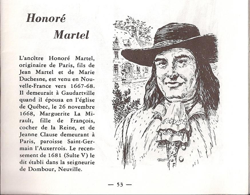 Honoré Martel
