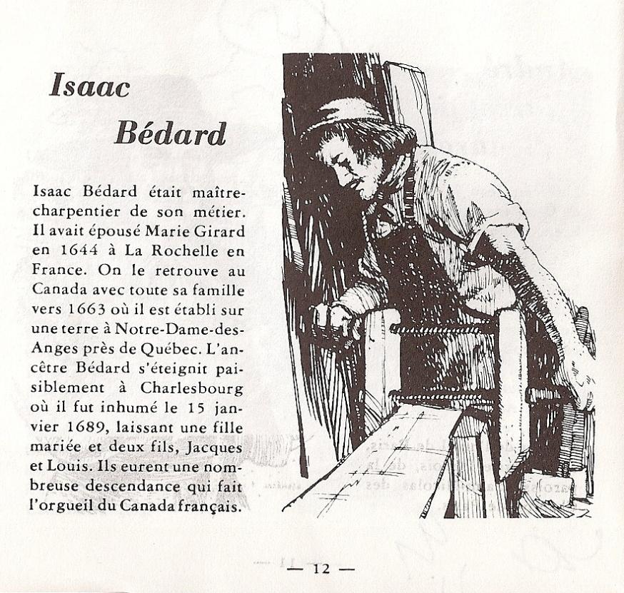 Isaac Bédard