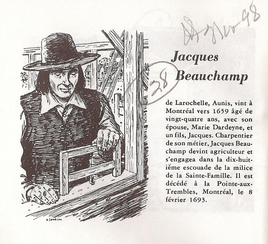 Jacques Beauchamp