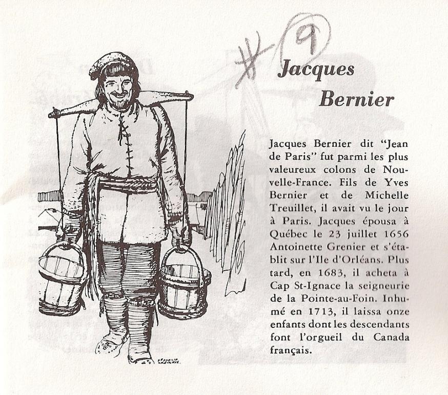 Jacques Bernier
