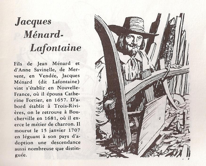Jacques Ménard dit Lafontaine