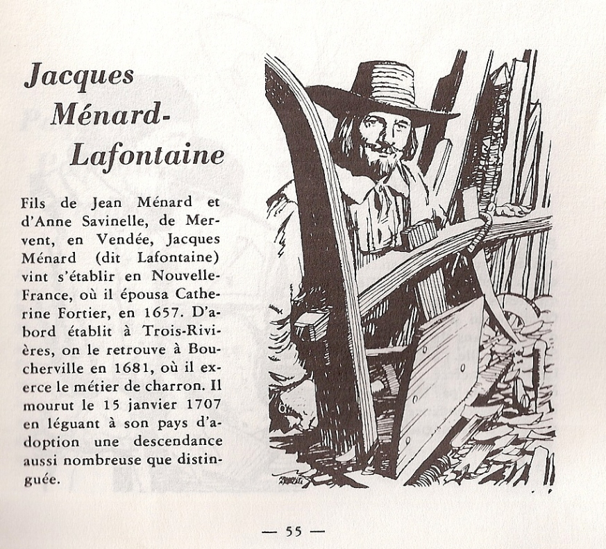 Jacques Ménard Lafontaine