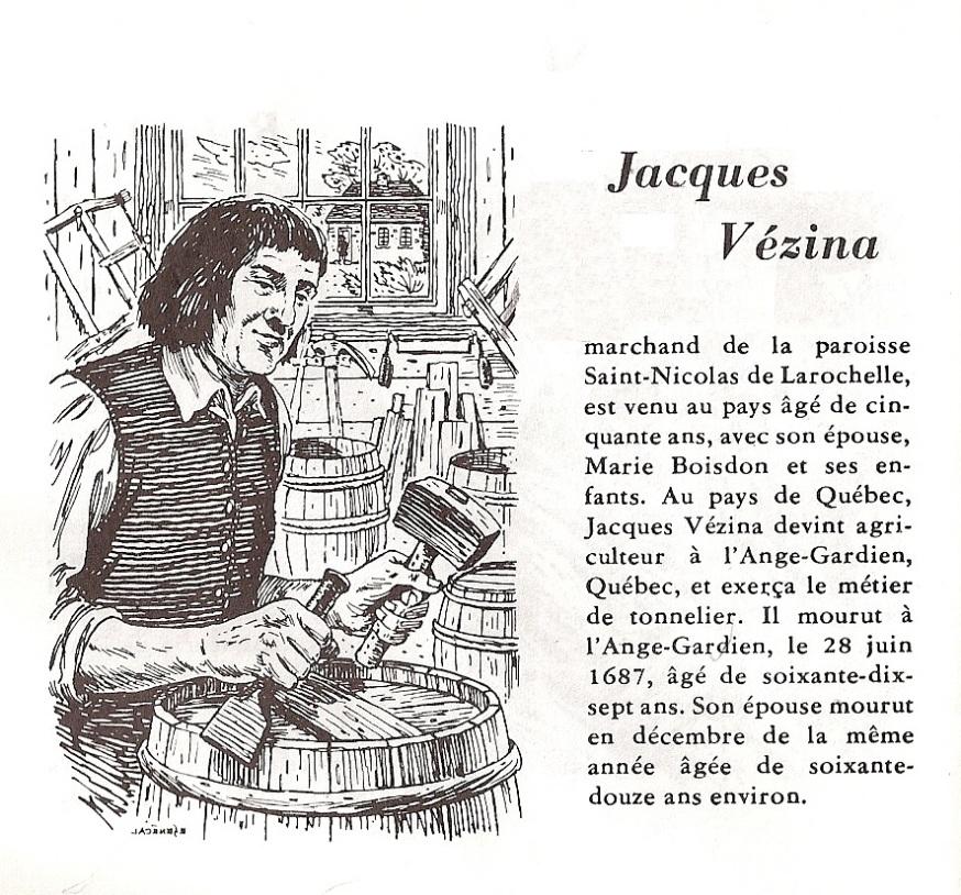 Jacques Vézina