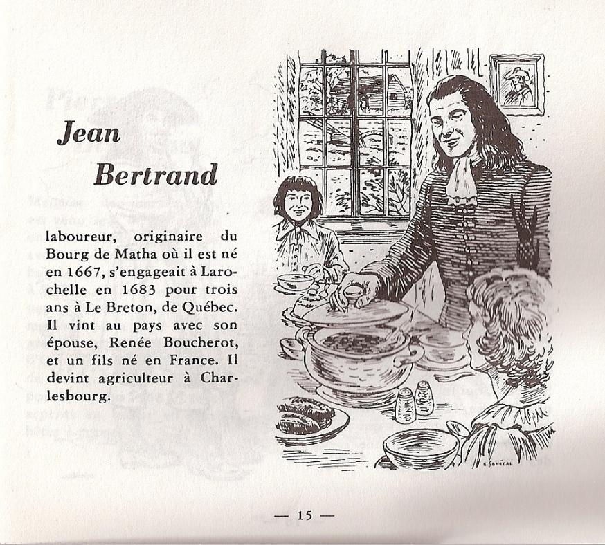 Jean Bertrand