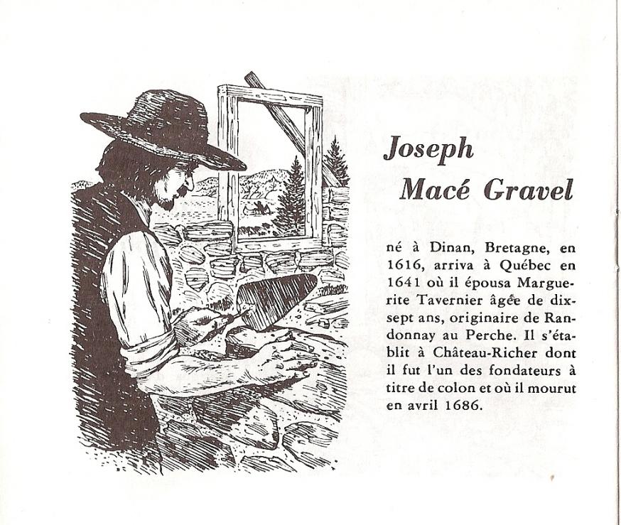 Joseph Macé Gravel