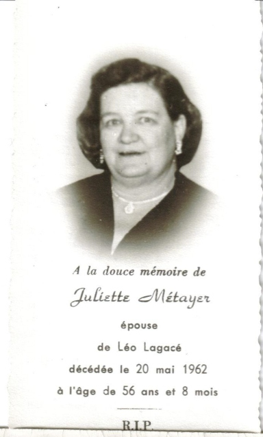 Juliette Métayer