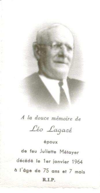 Léo Lagacé Senior