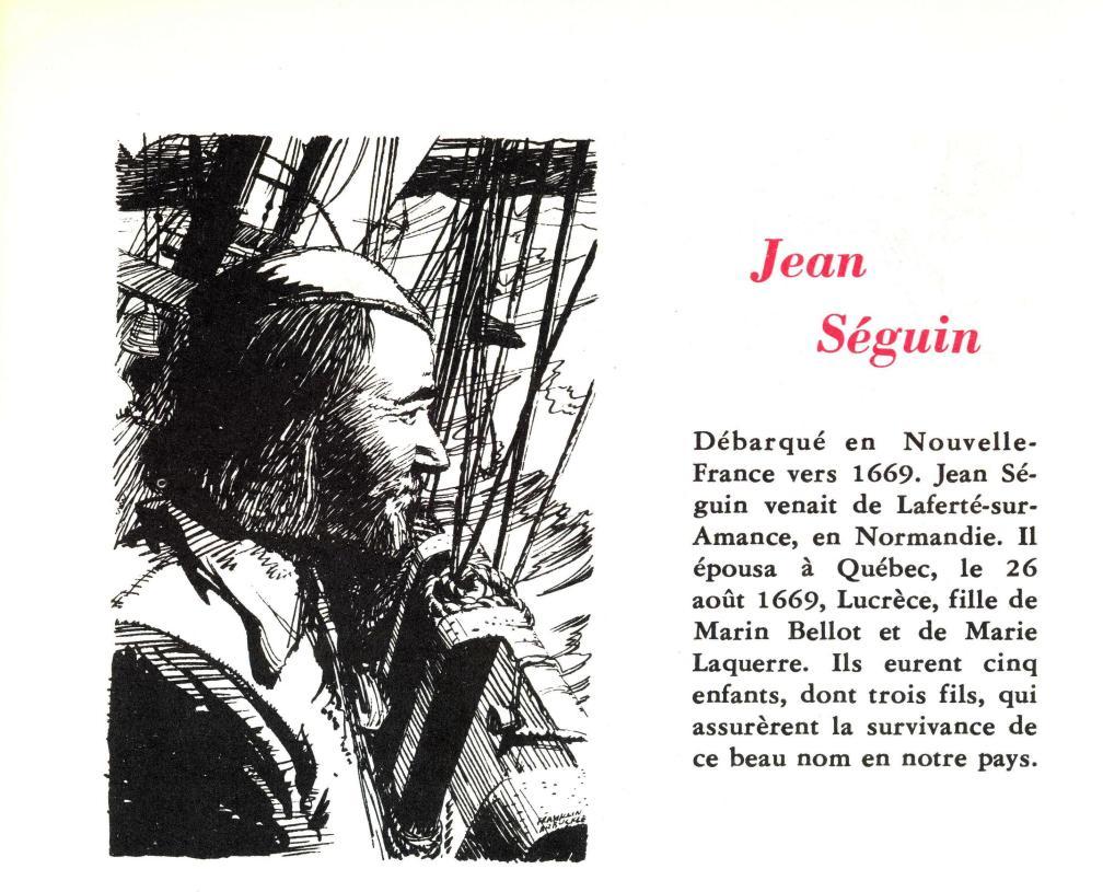 Livret Labatt Jean Séguin