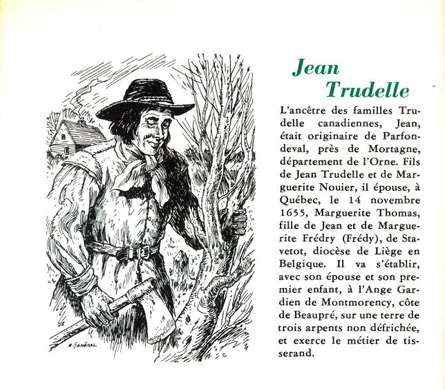 Livret Labatt Jean Trudelle