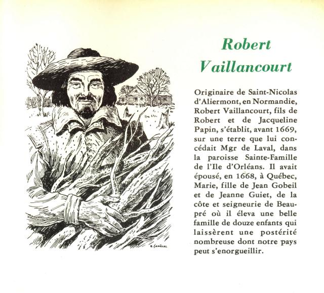Livret Labatt Robert Vaillancourt