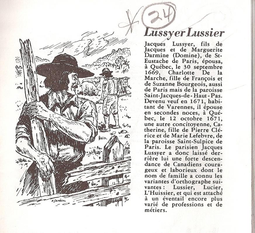 Lussyer Lussier