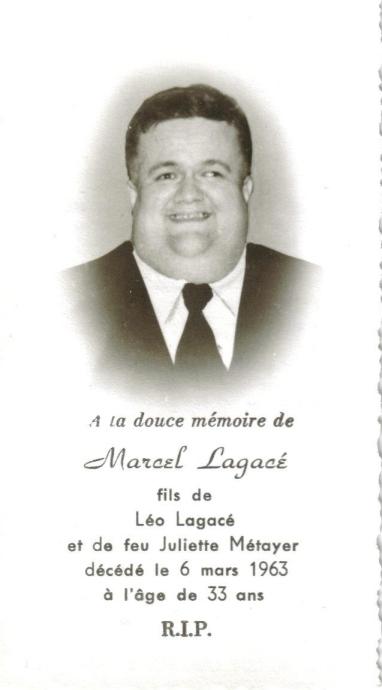 Marcel Lagacé
