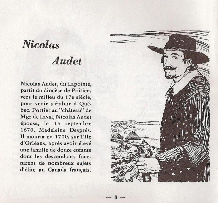 Nicolas Audet