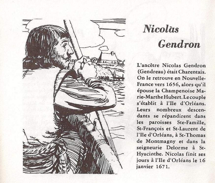 Nicolas Gendron