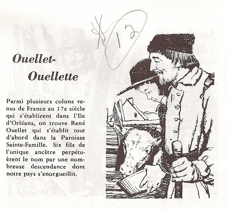Ouellet Ouellette