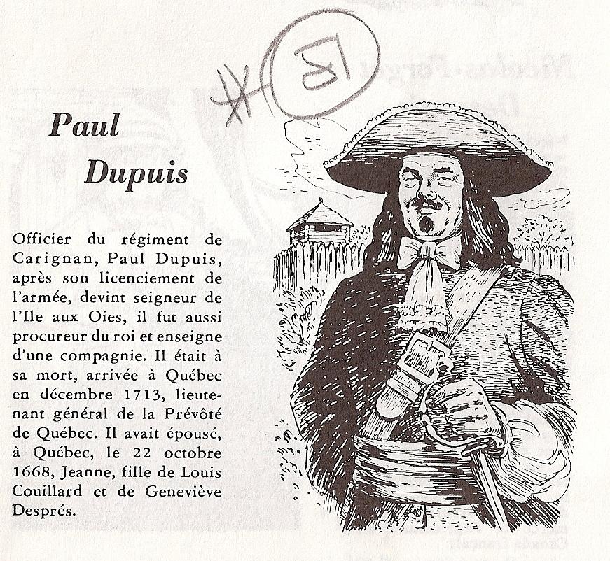Paul Dupuis