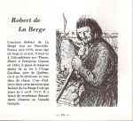 Robert de La Berge