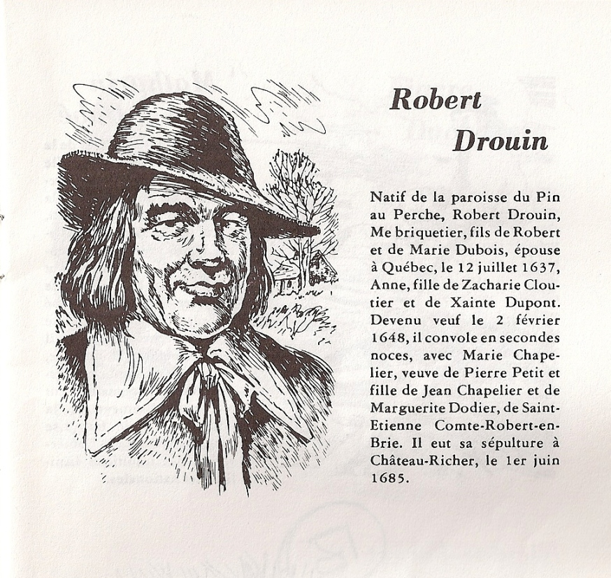 Robert Drouin