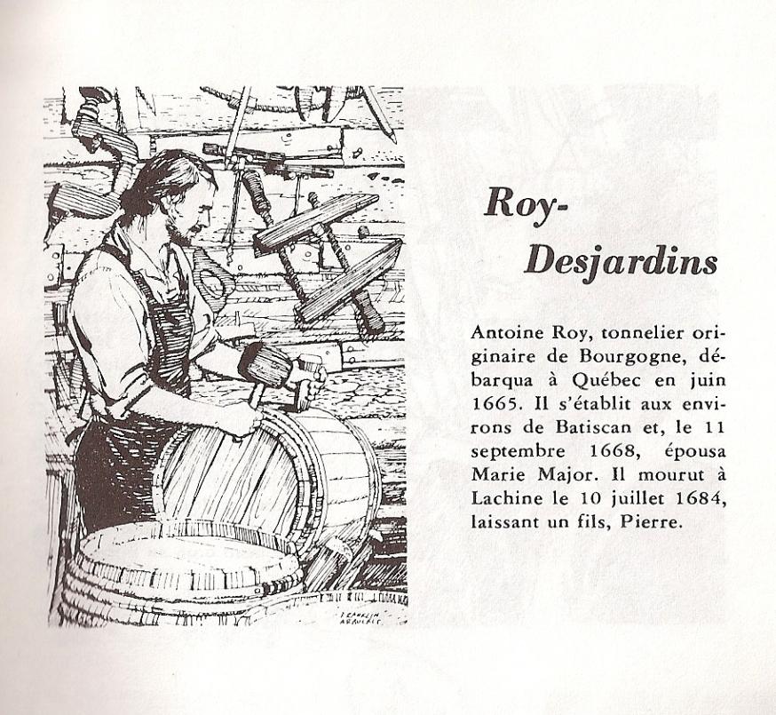 Roy Desjardins