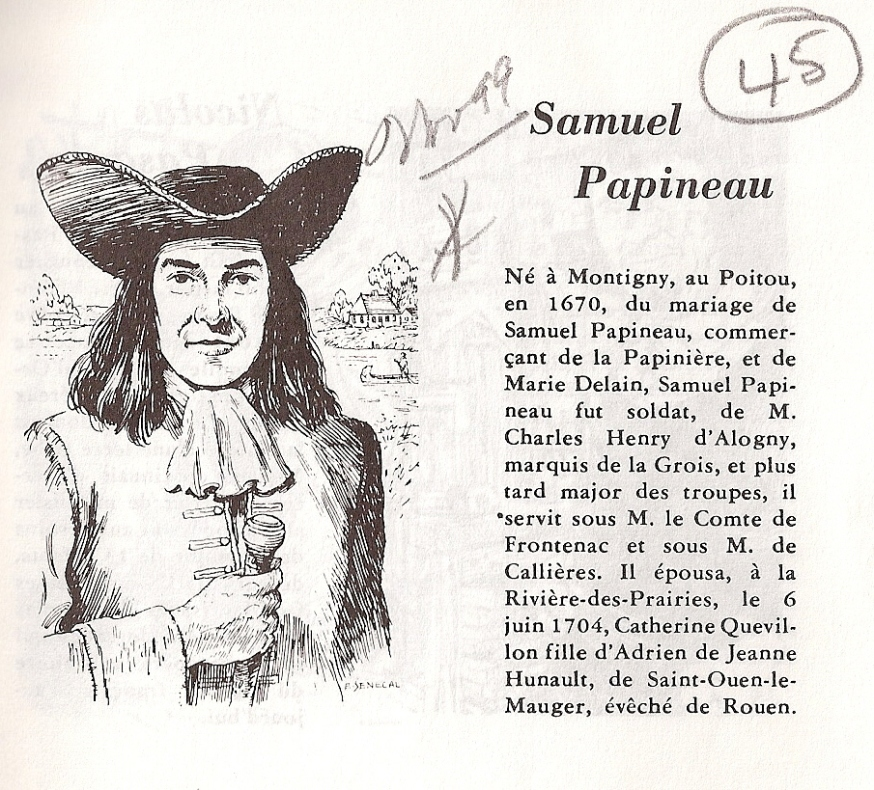 Samuel Papineau