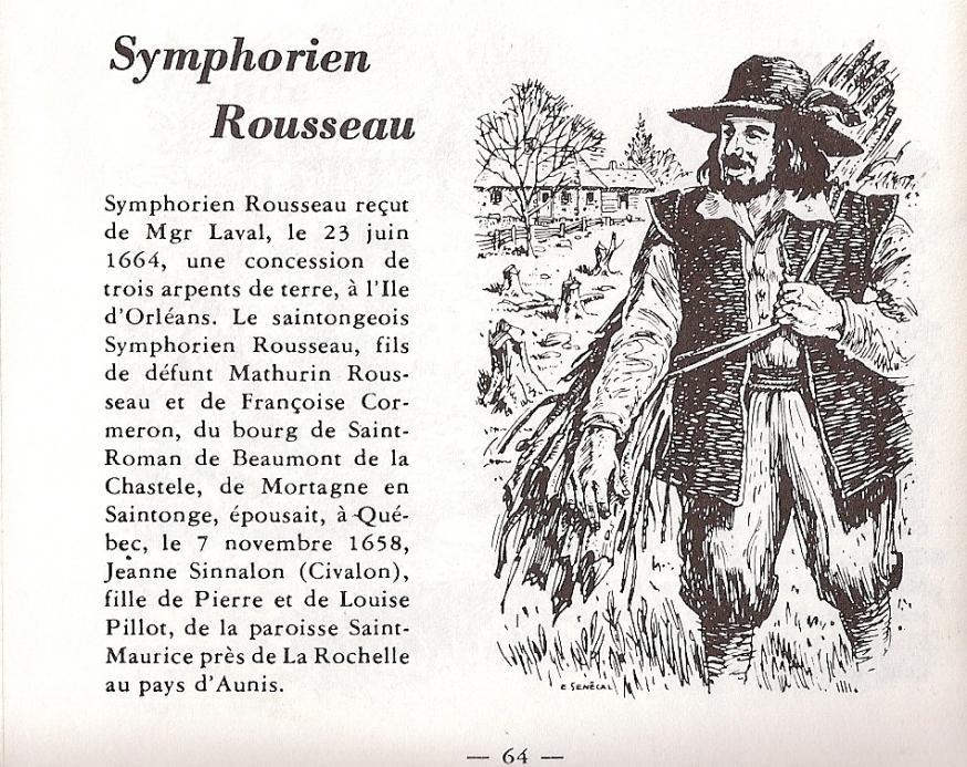 Symphorien Rousseau