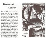Toussaint Giroux