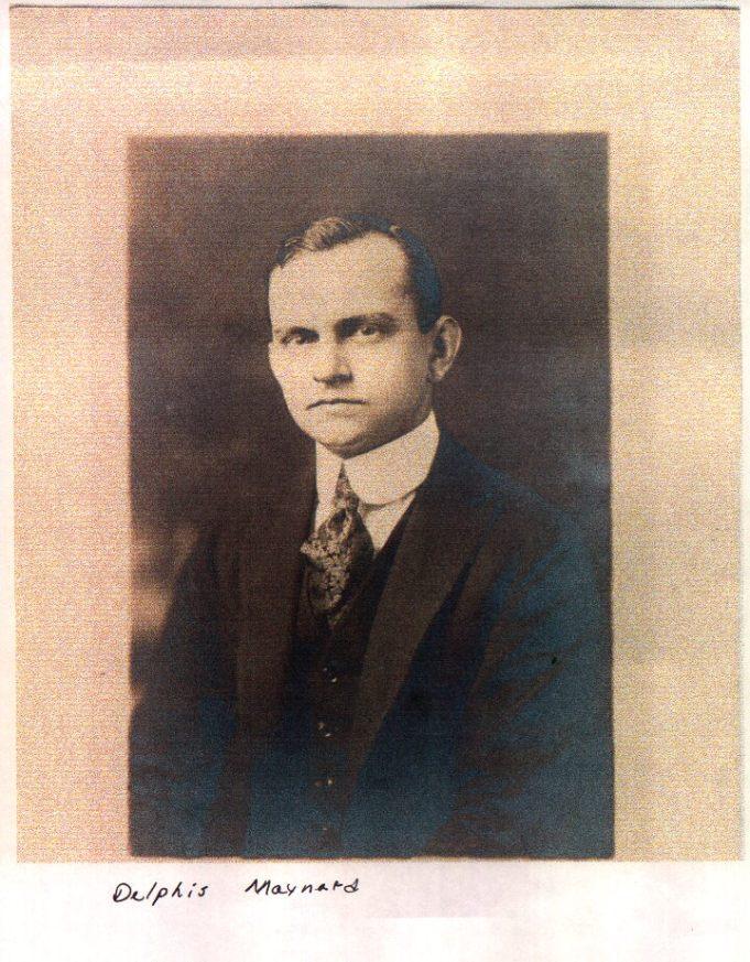 Delphis Paul Maynard