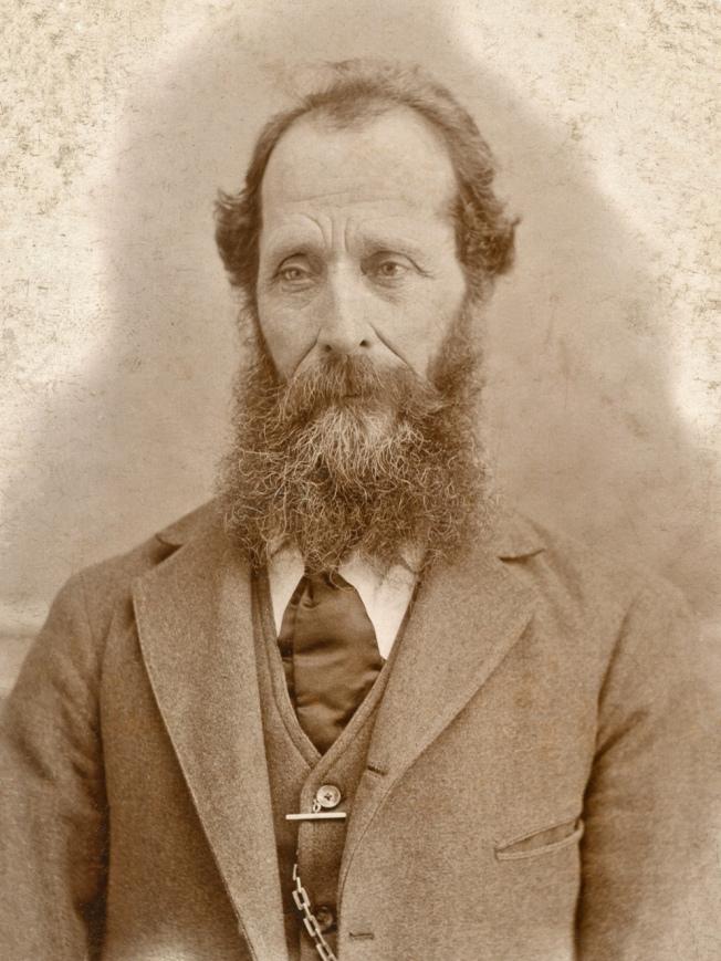 Charles Bilodeau(père d'Amanda B) - 1890