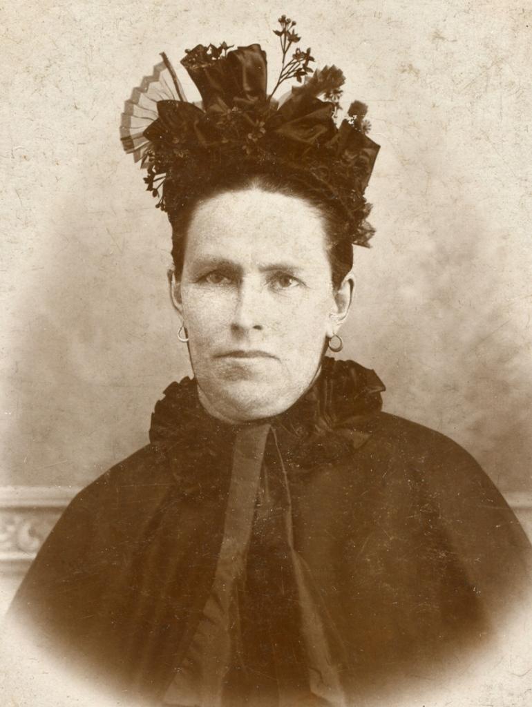 Marie Laverdière(mère d'Amanda B)