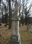 cimetière de St-Norbert au Manitoba : Joseph Bohémier