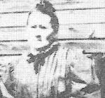 Lucrèce Marier, deuxième épouse de Charles Bohémier