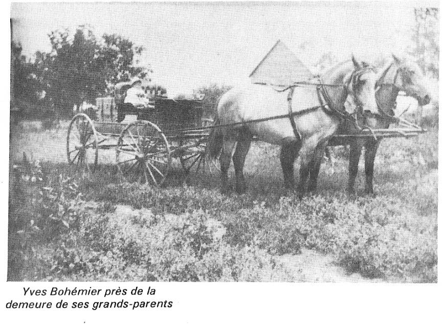 Yves Bohémier