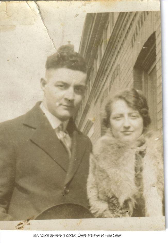 Émile et Julia