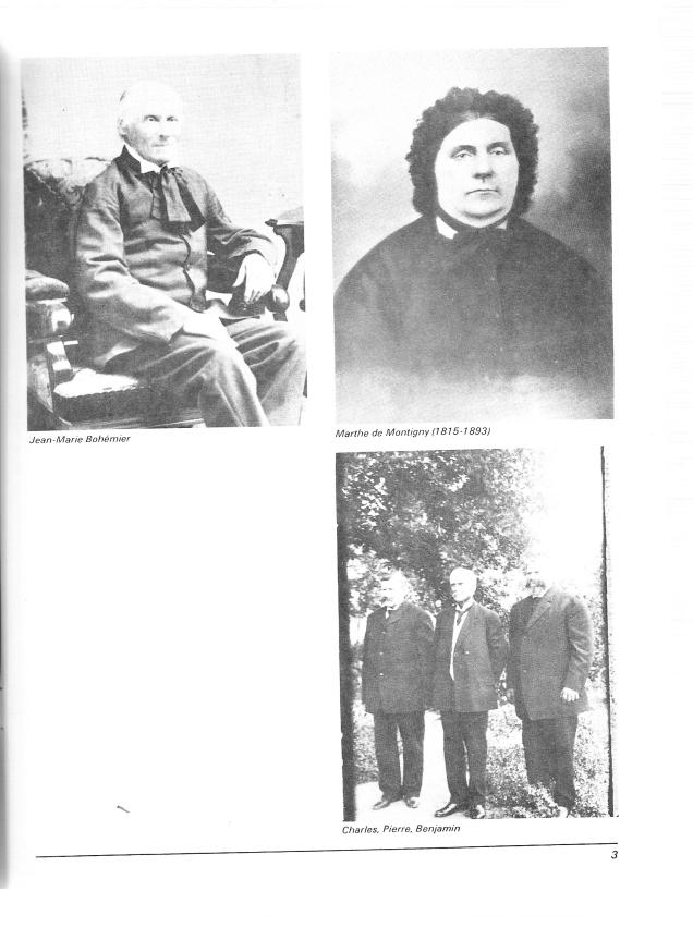 page 6 du document Bohémier 1884-1984